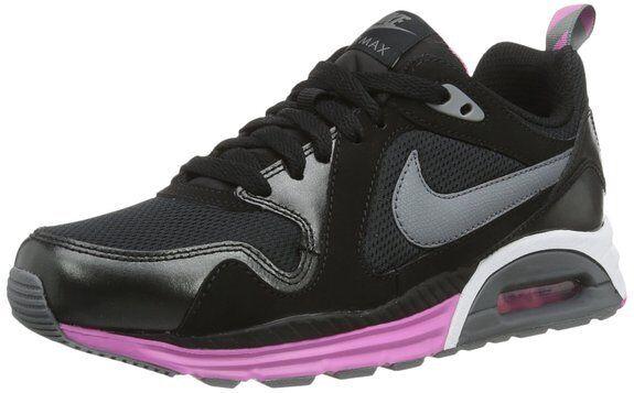 Nike Mujer Air Max Trax Para Mujer Nike Corriendo formadores Negro 2018 b942ab
