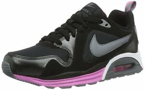 Nike Trainers Trax Max Women's Air Running Black Z8BqO71w8x