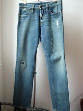 Great pair of DSQUARED classic straight cutjeans Sz IT46