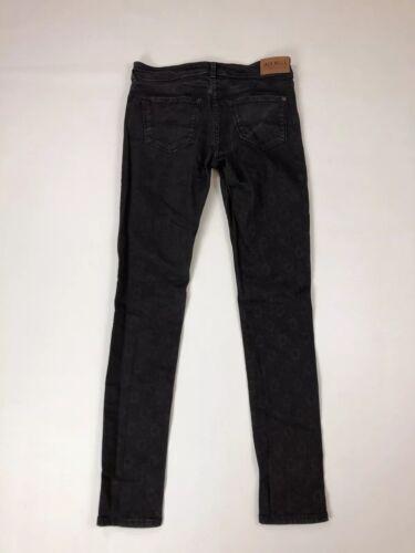 delle Wills Skinny Ottime Black W28 donne Jack Jeans condizioni Faded L32 ag1qHzwz