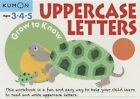 Grow to Know Uppercase Letters by Kumon Publishing North America, Inc (Paperback, 2015)