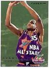 1995 Fleer Grant Hill #1 Basketball Card
