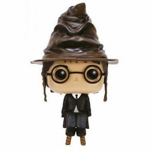 Funko Pop Harry Potter sorting hat Harry Potter