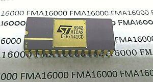 EFB7441-CD  DIP-28  ST-THOMSON PIN TYPE OR  NEUF EFB7441