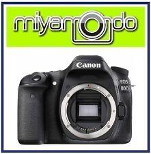 Canon EOS 80D Body DSLR
