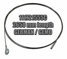 Fits Volkswagen Beetle Transporter Accelerator Cable Connector Euromax 111129921