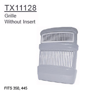 Tx11128 Fiat Long Tractor Parts Grille Without Insert Long 350, 445