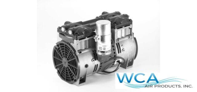 newest thomas 2685pe40 3/4hp lake fish pond aerator pump aeration compressor
