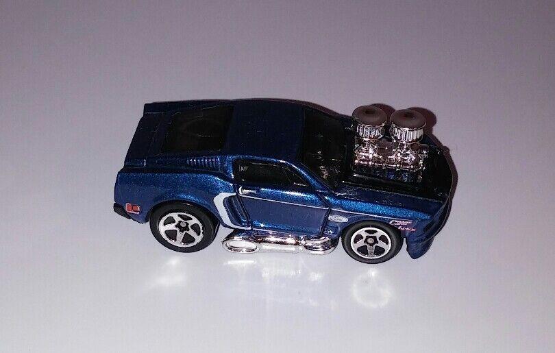 Hot Wheels 2002 1968 Ford Mustang  BOSS HOSS