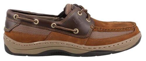 Sperry Men/'s Tarpon 2-Eye Boat Shoe