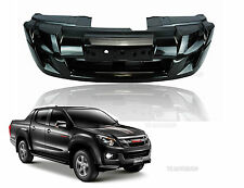 GRAY X-SERIES FRONT GRILLE GRILL BUMPER FOR ISUZU D-MAX RODEO PX 2012 2014 2015