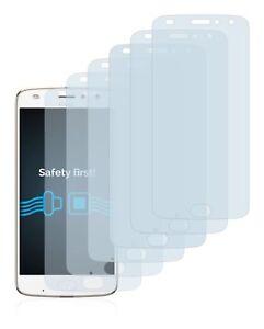 Lenovo-Moto-Z2-Play-6-x-Transparent-ULTRA-Clear-Screen-Protector