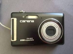 CAMARA-CARENA-DM-83-8-0-4X-32-MB-cargador-bateria-funda-caja-original