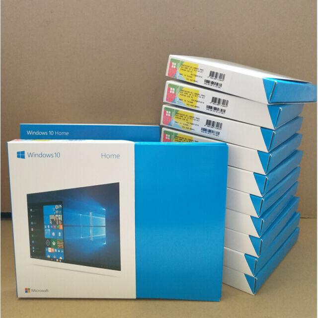 Microsoft Windows 10 Home USB RETAIL US SELLER - Read our Feedback !!!