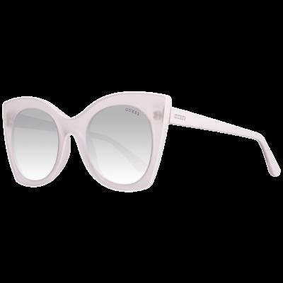 2019 Moda Guess Occhiali Da Sole Donna Bianco-mostra Il Titolo Originale
