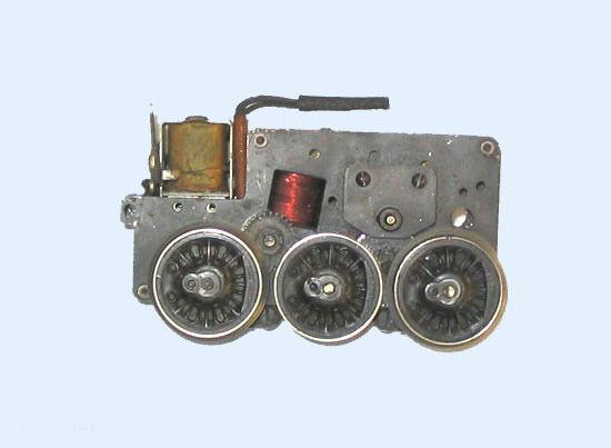 Lionel 224E-25 Motor Assembly - LN