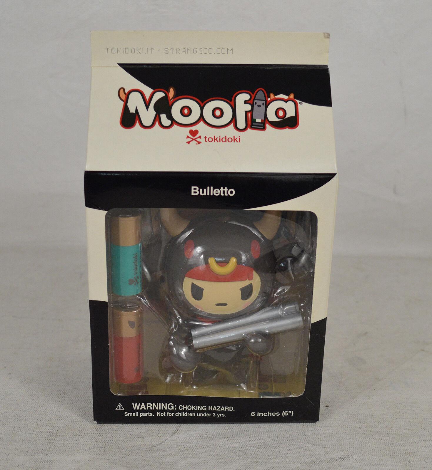 Tokidoki Moofia Bulletto Strangeco Vinyl Ction Figure 6  NIB