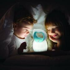 B Kids Night Light Bed Time Lamp Story Sleep Musical Recorder Rechargeable