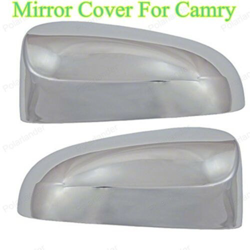 Rear View 2 PCS 2012-2015 Styling Auto ABS Chrome For TOYOTA Camry Mirror Covers