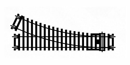 Hornby R8073 00 Gauge Right Hand Point Track