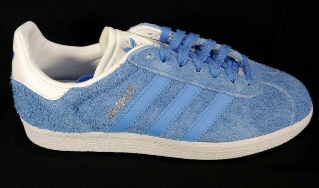 Womens adidas Gazelle EE5542 Baby Blue