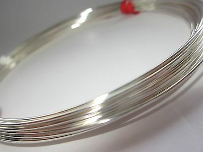 925 Sterling Silver Square Wire 24 gauge 0.5mm Soft 5 ft