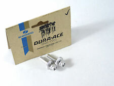 Shimano Dura Ace Ex Brake Caliper Adjuster Barrel. Pair 7200 & 7210 NOS