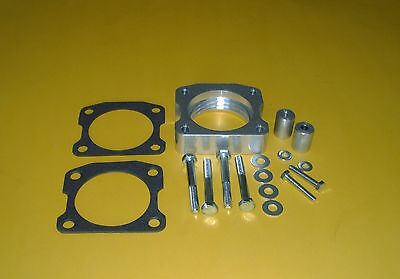 Throttle Body Spacer For 95-04 Toyota Tacoma Pickup Truck 2.4L 2.7L L4 1995-2004