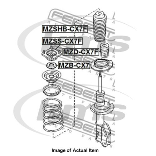 New Genuine FEBEST Shock Absorber Mounting MZSS-CX7F Top German Quality