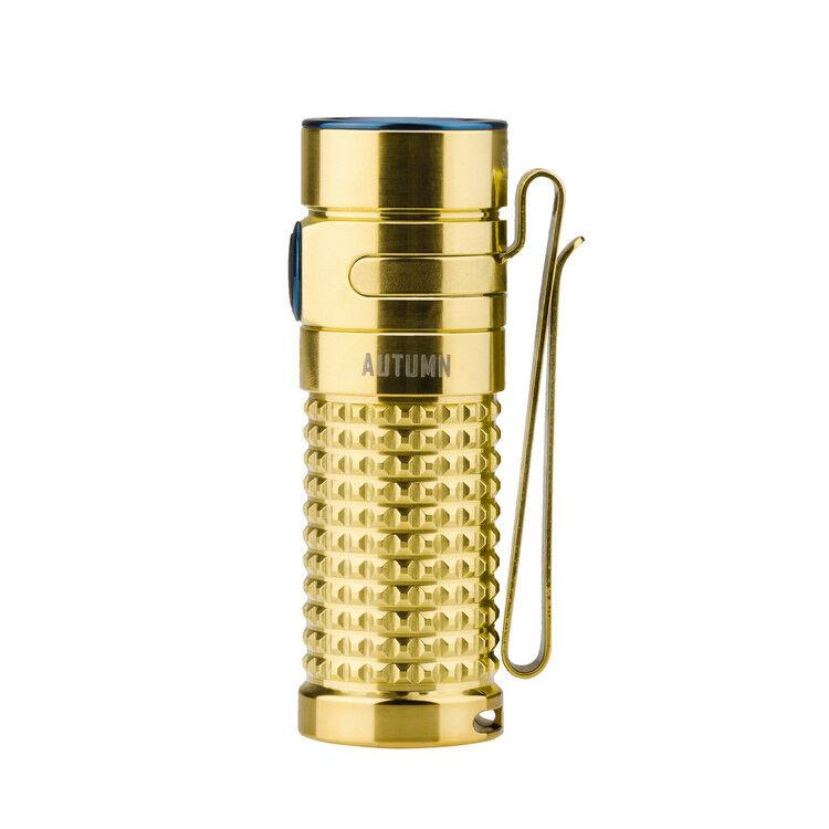 Olight Edición Limitada otoño S1R-II Recargable Linterna LED tgld Ti