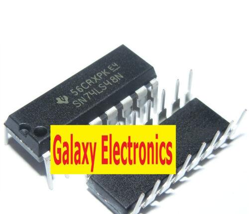 10pcs New domestic 74LS48 DIP16 SN74LS48N HD74LS48P driver