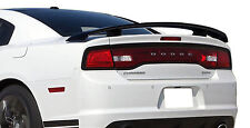 PAINTED DODGE CHARGER SRT FACTORY STYLE REAR WING SPOILER 2011-2014