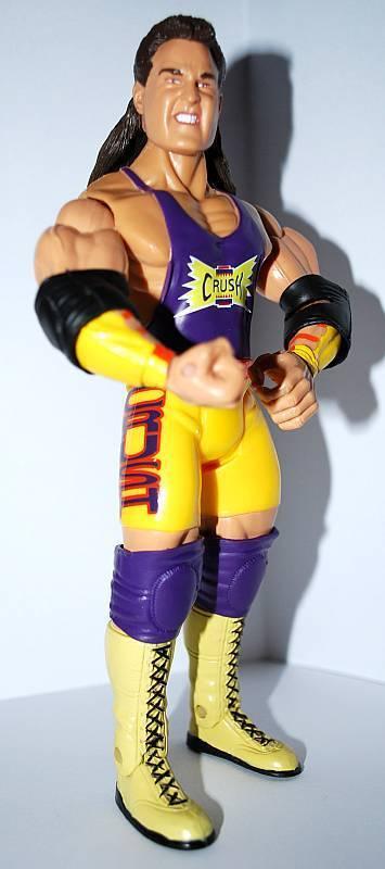 WWE KONA CRUSH CLASSIC SERIES 27 ACTION JAKKS PACIFIC WRESTLING FIGURE WWF TNA
