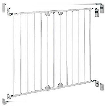 Safety 1st Wall Fix Extending Wide Safety Metal Gate Ideal for Kids and Pets