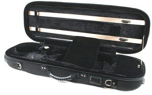 Euro-design Violin Oblong Rectangular Case 4 4 Größe