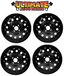 15 inch Steel Replacement Wheel Rim New EACH for 03-07 Saturn Ion