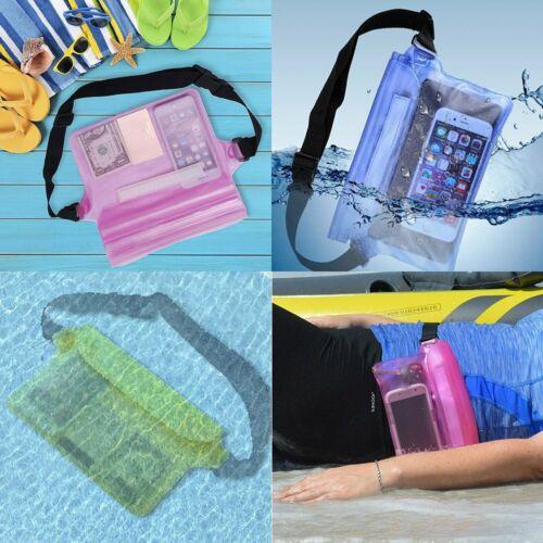 Waterproof Bag Cell Phone Outdoor Water Sports Dry Bag Boating Hiking Kayaking