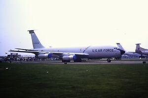 2-255-Boeing-KC-135-Stratotanker-United-States-Air-Force-Kodachrome-SLIDE