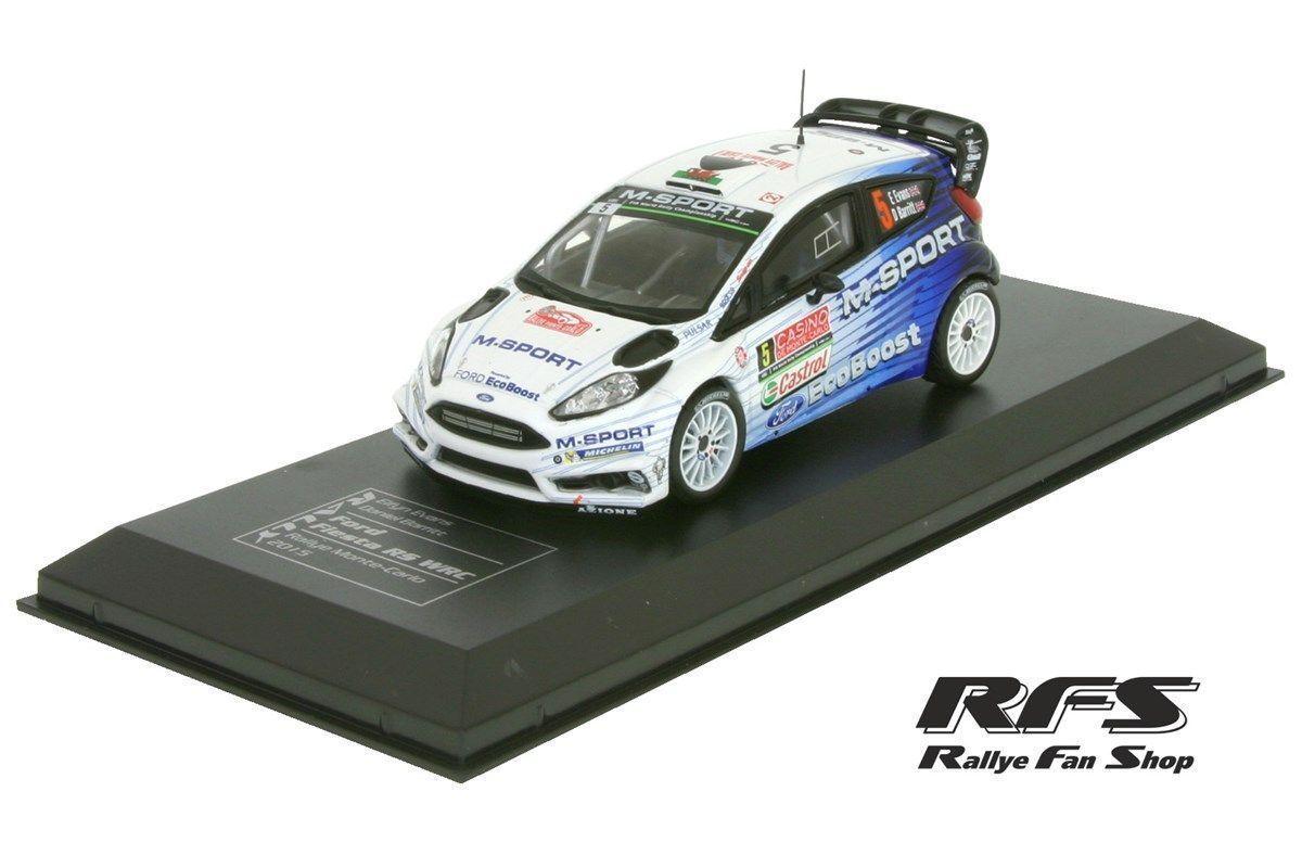 FORD FIESTA WRC IXO Evans rallye Monte billo 2015 IXO d 15