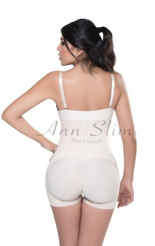 Fajas Sin Tirante REDUCTORA Colombianas Strapless Slimming Post-Surgical
