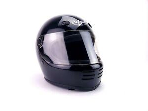 Vintage-Bell-Vetter-Motorcycle-Helmet-Full-Face-Size-7-5-034-Medium-M
