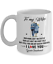 miniature 5 - To My Wife Coffee Mug Gift From Husband I Love You Queen Forever Anniversary Cup