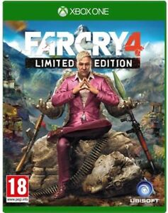 FAR-CRY-4-XBOX-ONE-MINT-Same-Day-Dispatch-via-Super-Fast-Delivery