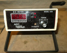 Amber Science Model 1056 Specific Conductivity Meter Used