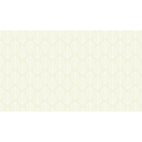 Makower Patchwork Fabric Essentials Leaf Light Cream Per 1//4 Metre