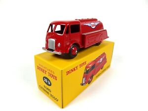 Truck-Tanker-Ford-Esso-DINKY-TOYS-1-43-DIECAST-MODEL-CAR-MB109