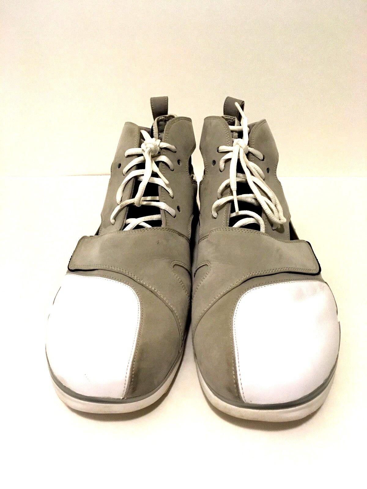 Nike Huarache Grey SZ 17 Light Ash Grey Huarache Great condition 4bc0c1