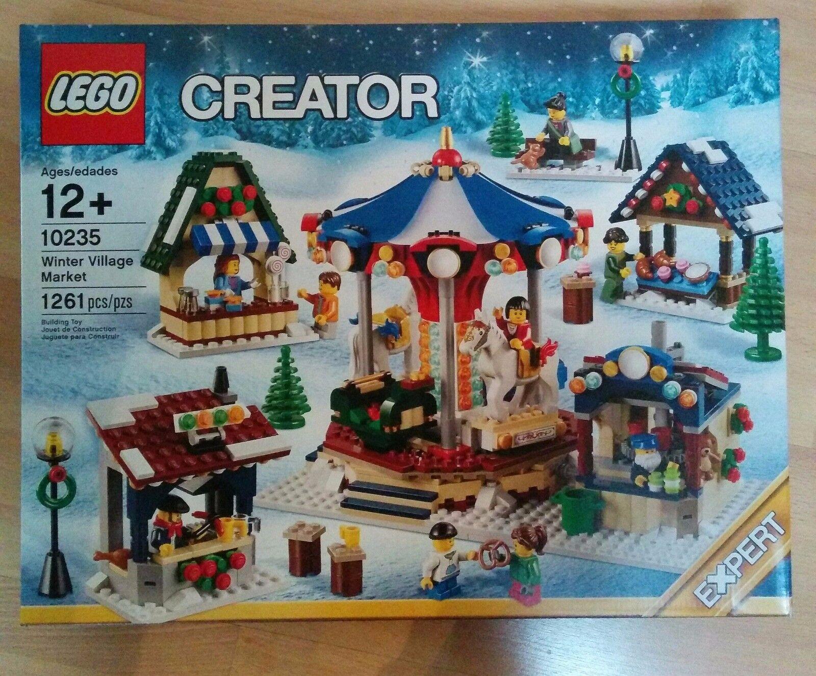 LEGO  10235 Winter Village Market  promotions discount