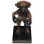 1-Antique-Original-Rare-Franz-Bergman-Cold-Painted-Bronze-Of-A-Boxer-Boxing-Dog thumbnail 1