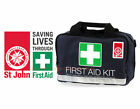 St John's Emergency Medical First Aid Kit Home Car Office Workplace boat Travel.